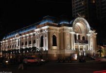 Things to do in Ho Chi Minh city, Sai Gon opera house