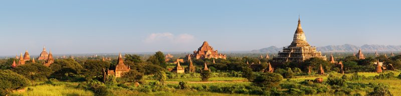 Myanmar-Highlights-Bagan-temple