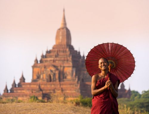 Bagan Escape 3 Days